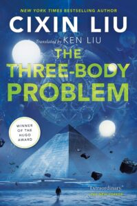 Cover of Three Body Problem