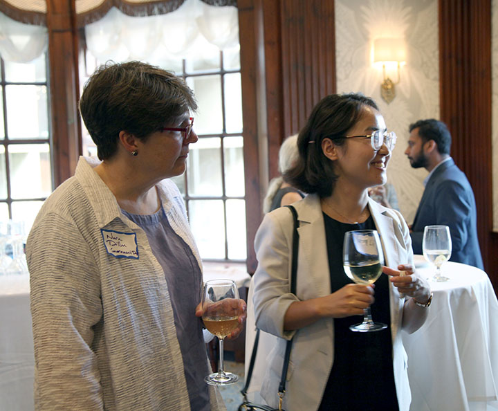 HYI Fall Reception 2019