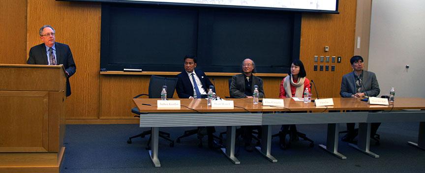 HYI roundtable panelists