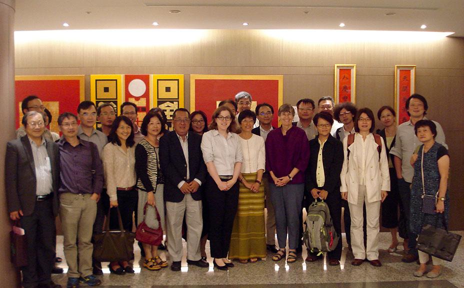 HYI Taiwan alumni gathering