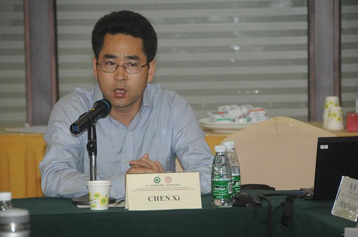 Professor Chen Xi