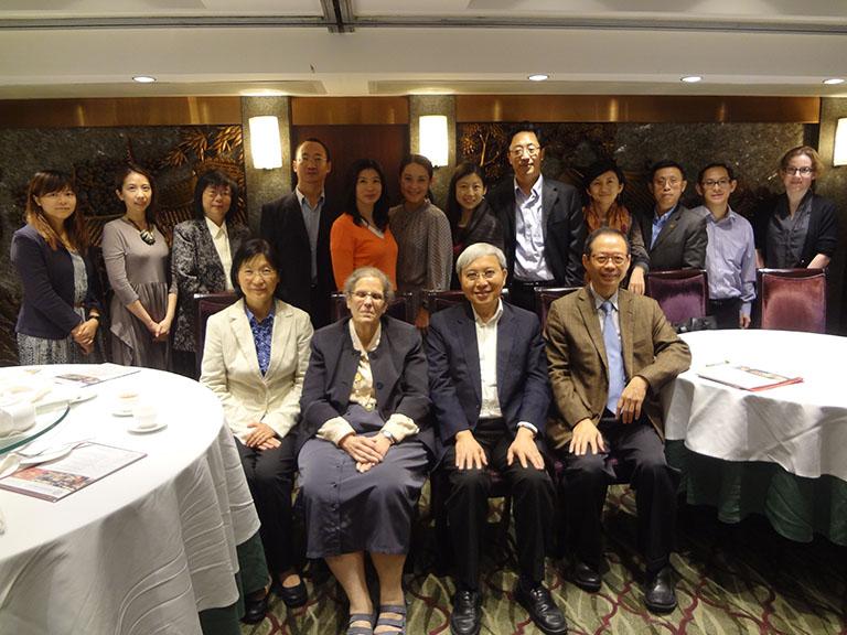 Hong Kong-based HYI alumni
