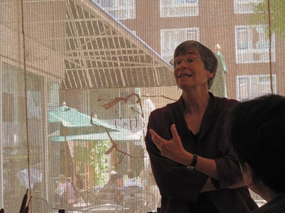 Director Elizabeth Perry