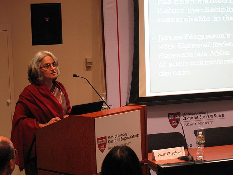Professor Nayanjot Lahiri