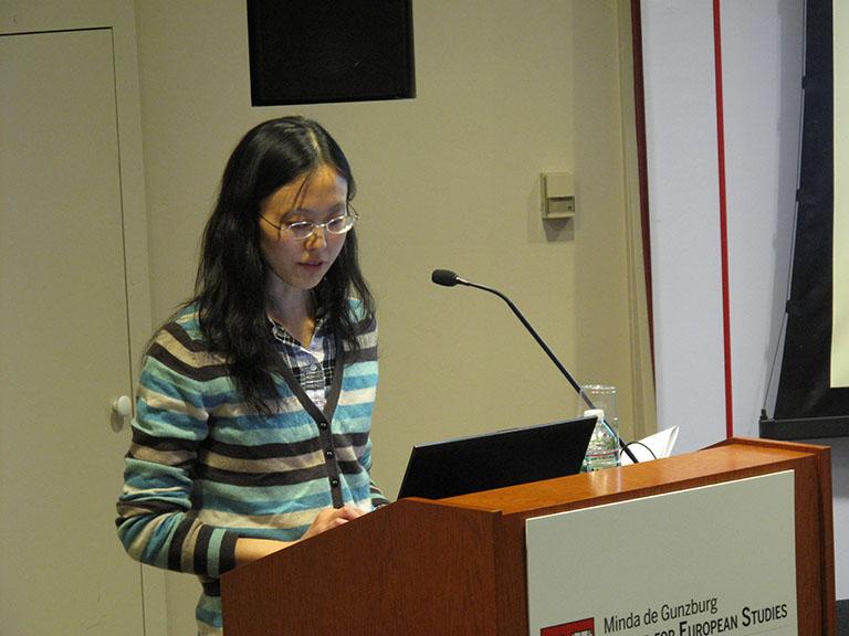 Professor Xiaoying Zha