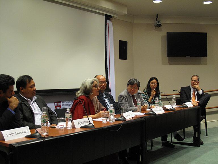 Parth R. Chauhan, Piphal Heng, Nayanjot Lahiri, Yangjin Pak, Ken'ichi Sasaki, Xiaoying Zha, and Rowan Flad