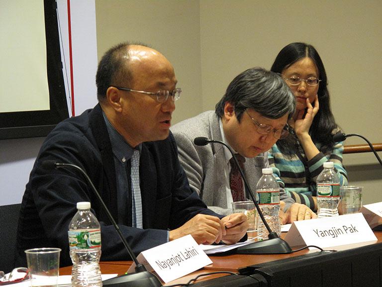Yangjin Pak, Ken'ichi Sasaki, and Xiaoying Zha