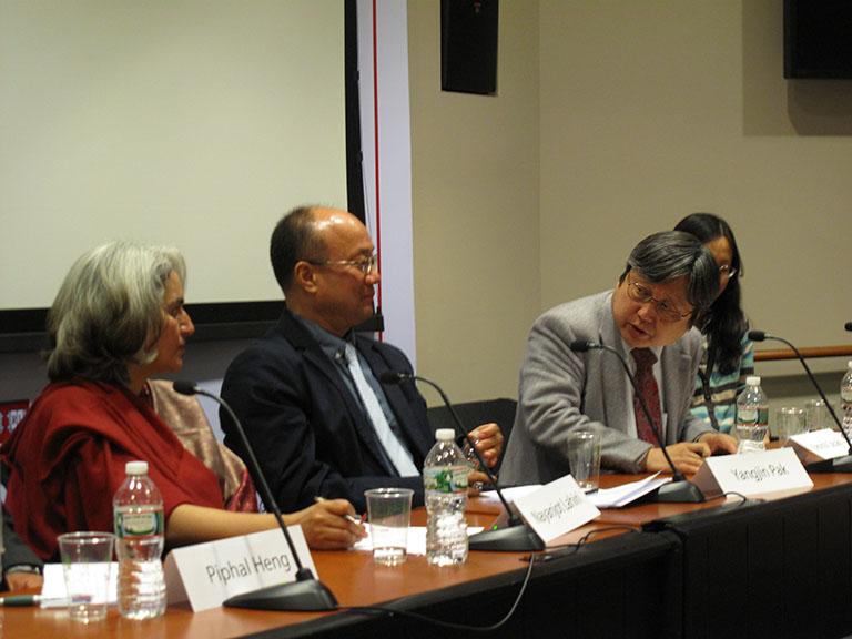 Nayanjot Lahiri, Yangjin Pak, Ken'ichi Sasaki, and Xiaoying Zha