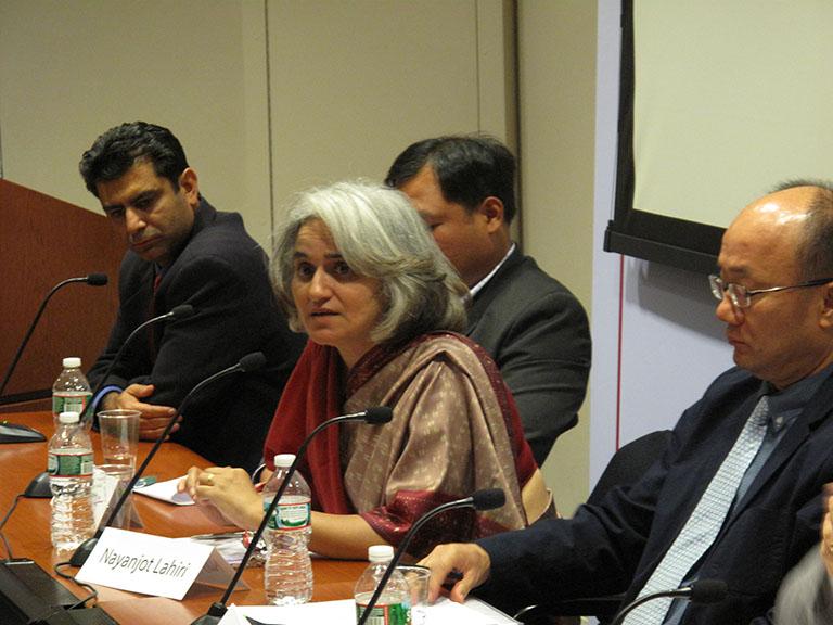 Parth R. Chauhan, Piphal Heng, Nayanjot Lahiri, and Yangjin Pak