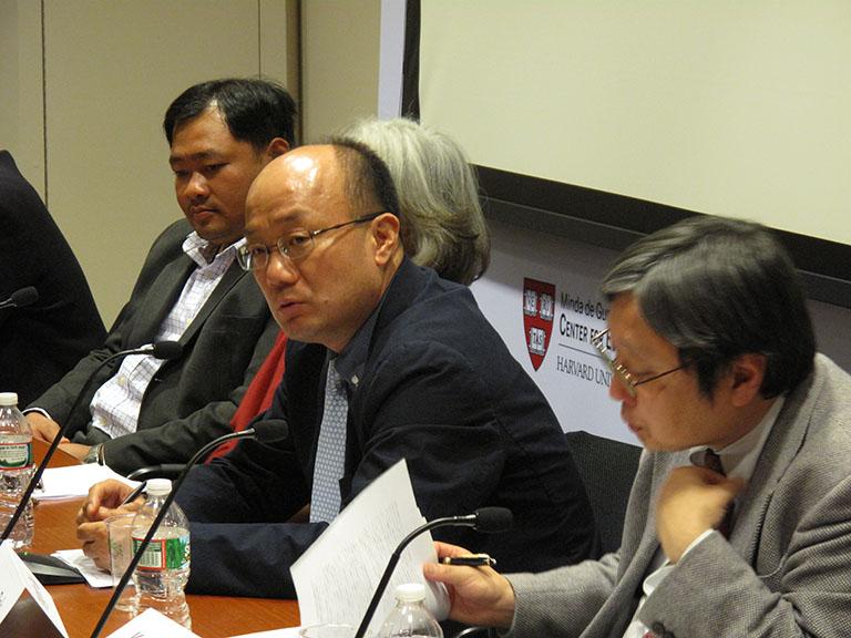 Piphal Heng, Nayanjot Lahiri, Yangjin Pak and Ken'ichi Sasaki