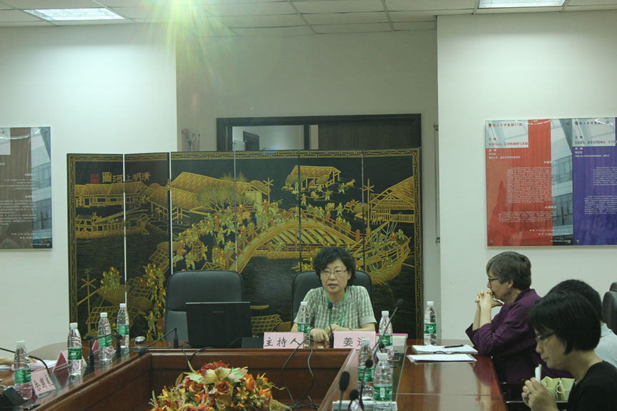 Professor Jiang Jin