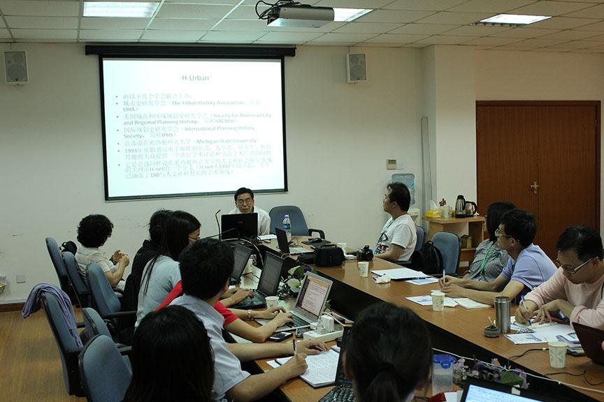HYI 2013 Urban Studies Training Program