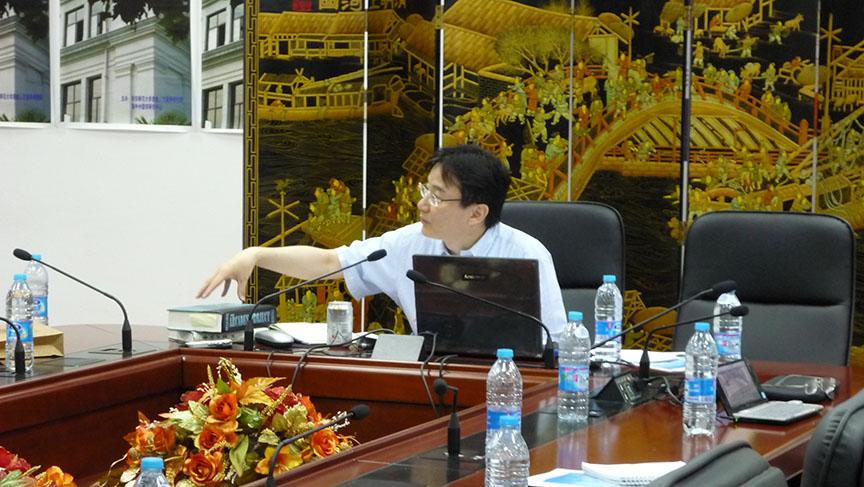 Professor Zhang Xudong